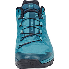 Salomon Outpath GTX Buty Kobiety, tahitian tide/reflecting pond/black